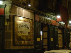 Almendro 13 - La Latina - Madrid, Spain