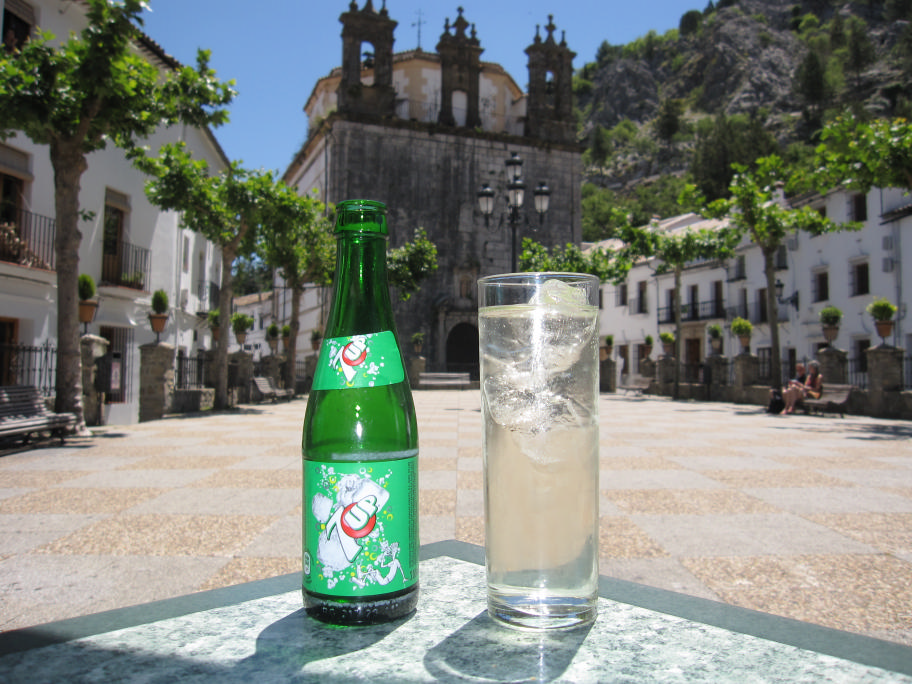 A Rebujito in Grazalema, Spain