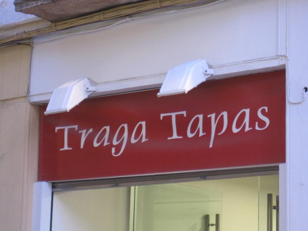 Traga Tapas - Ronda, Spain