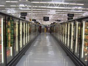 food aisle