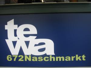 Te Wa Sign