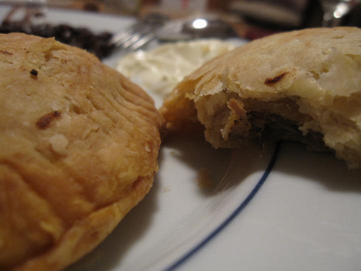 Duck Empanadas