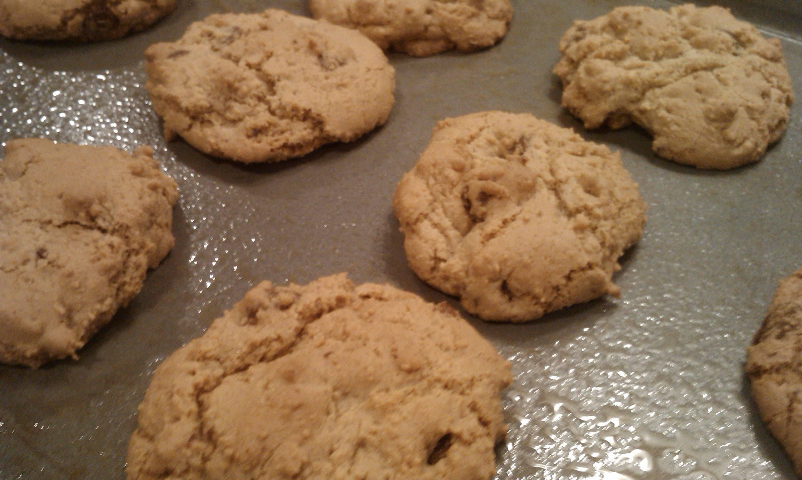 Olive Oil Chocolate Chip Cookies | NotHemingway