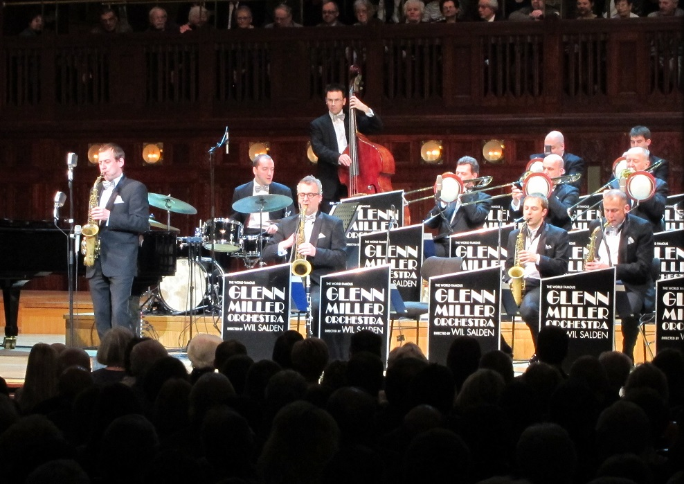 The Glenn Miller Orchestra at Obecn  237  d  m  Prague 01-12-13Glenn Miller Orchestra